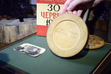 Музей на Прикарпатті поповниться речами Степана Бандери